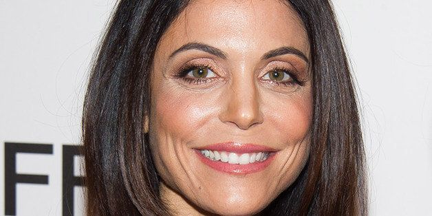 "Bethenny Frankel attends the QVC and FFANY Present The ""FFANY Shoes on Sale"" Gala on Wednesday, Oct. 8, 201"