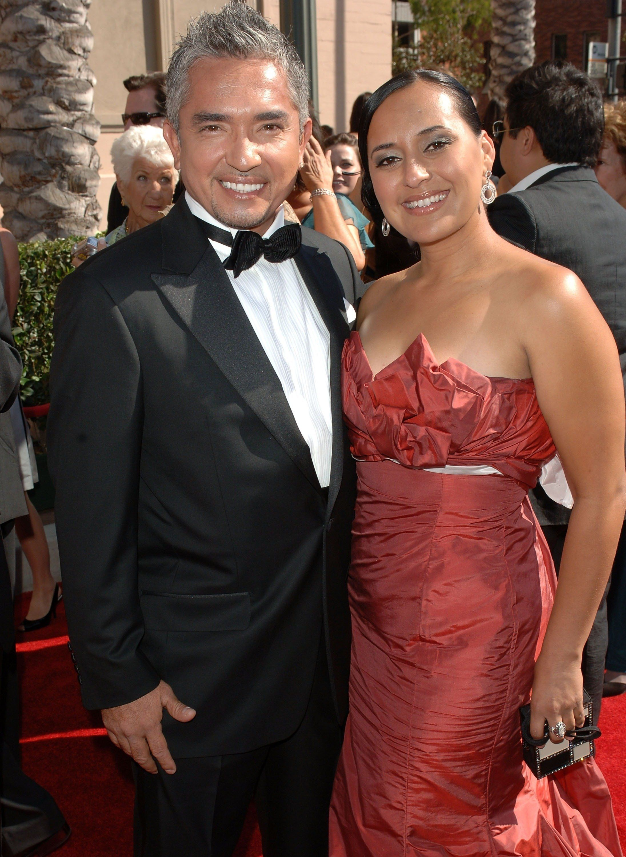 Why cesar millan divorce