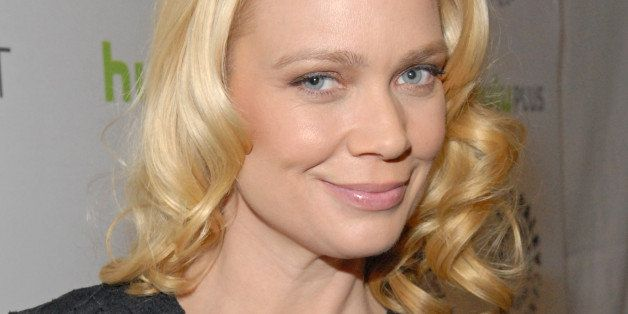 Photo of Laurie Holden courtesy of  Samsung Galaxy, during the Paley Center for Media's PaleyFest, honoring The Walking Dead,