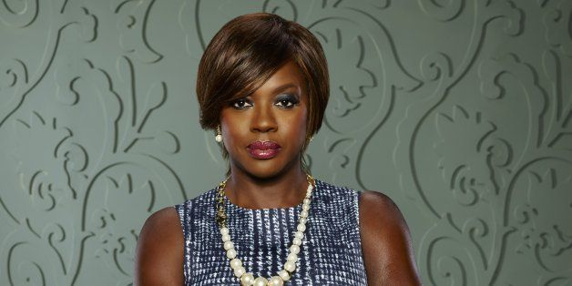HOW TO GET AWAY WITH MURDER - ABC's 'How to Get Away with Murder' stars Viola Davis as Professor Annalise Keating. (Craig Sjo