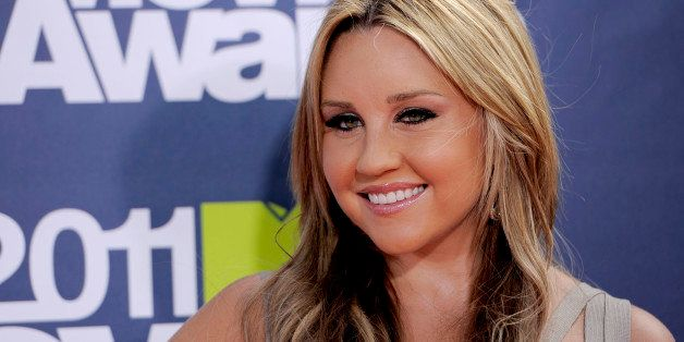 FILE - In this June 5, 2011 file photo, Amanda Bynes arrives at the MTV Movie Awards, in Los Angeles. An attorney for Bynesâ€