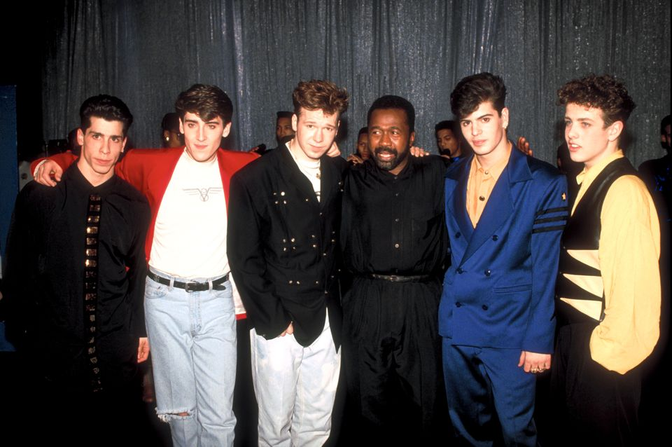 The '80s was the only decade where wearing ripped jeans was acceptable on a red carpet.