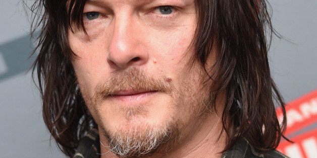 SAVANNAH, GA - OCTOBER 25:  Actor Norman Reedus attends a portrait session during Day One of the 17th Annual Savannah Film Fe