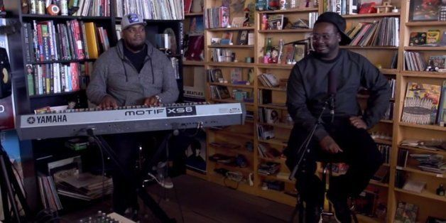 T-Pain Singing Without Auto-Tune Is Beautiful | HuffPost