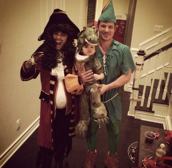 Happy Halloween!! Peter, Hook, and the Croc had a great time trick or treating tonight....