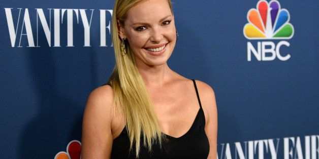 Katherine Heigl arrives at NBC And Vanity Fair's 2014 - 2015 TV Season Event at Hyde Sunset Kitchen on Tuesday, September 16,