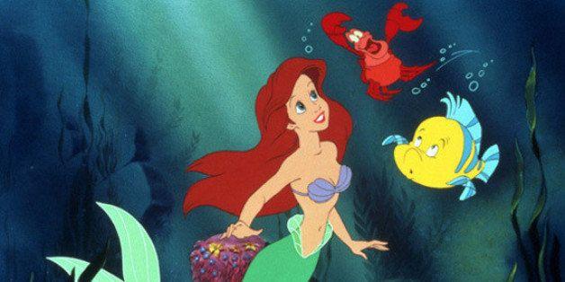 How Disney's 'Little Mermaid' Turned A Disturbing Fairy Tale