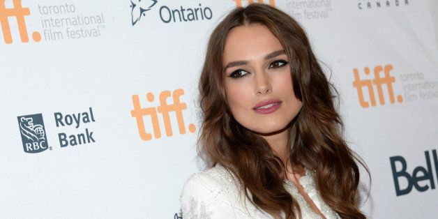 "Keira Knightley attends the premiere of ""The Imitation Game"" on day 6 of the Toronto International Film Festival at the TIFF"