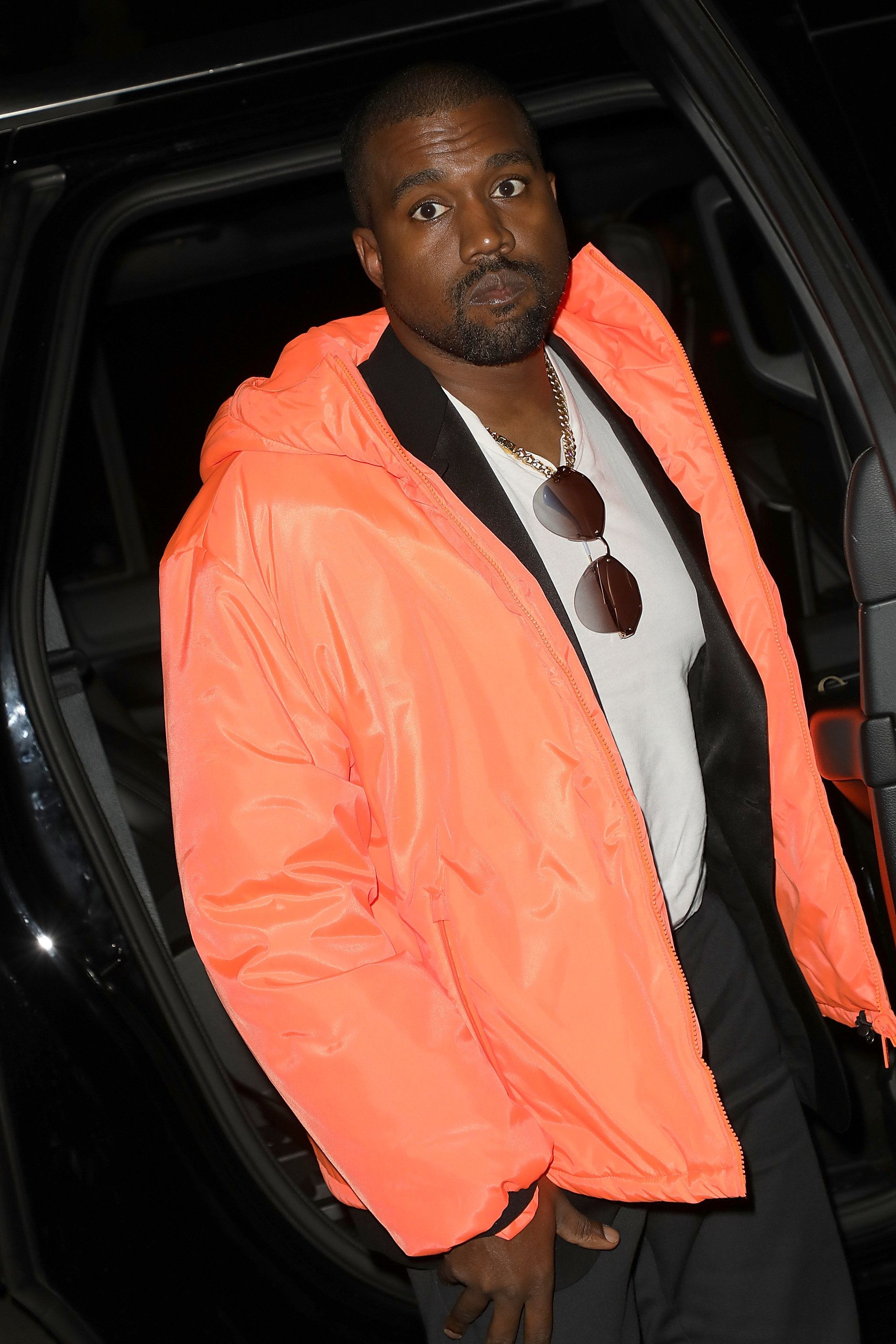 Kanye West Sets The Record Straight Over Tweets About 'Abolishing' 13th