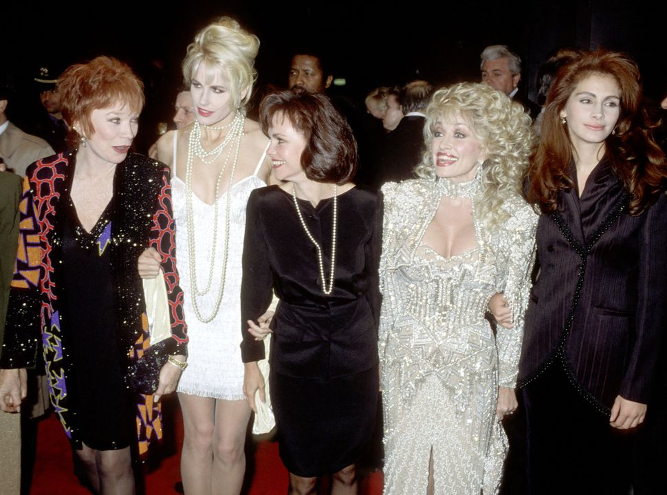 Nov. 5, 1989, at the at the Ziegfeld Theater in New York City