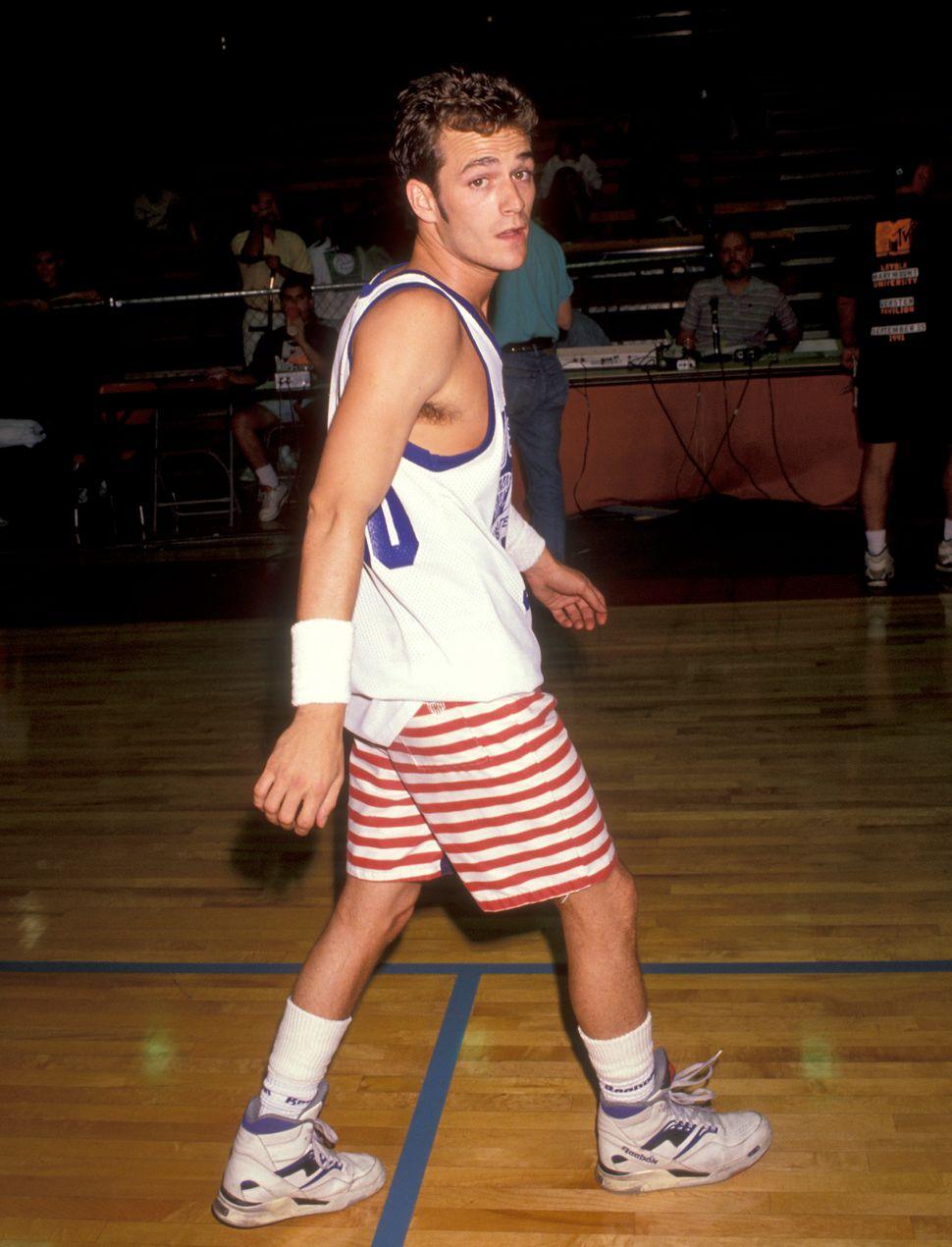 MTV Rock N' Jock Basketball, 1991