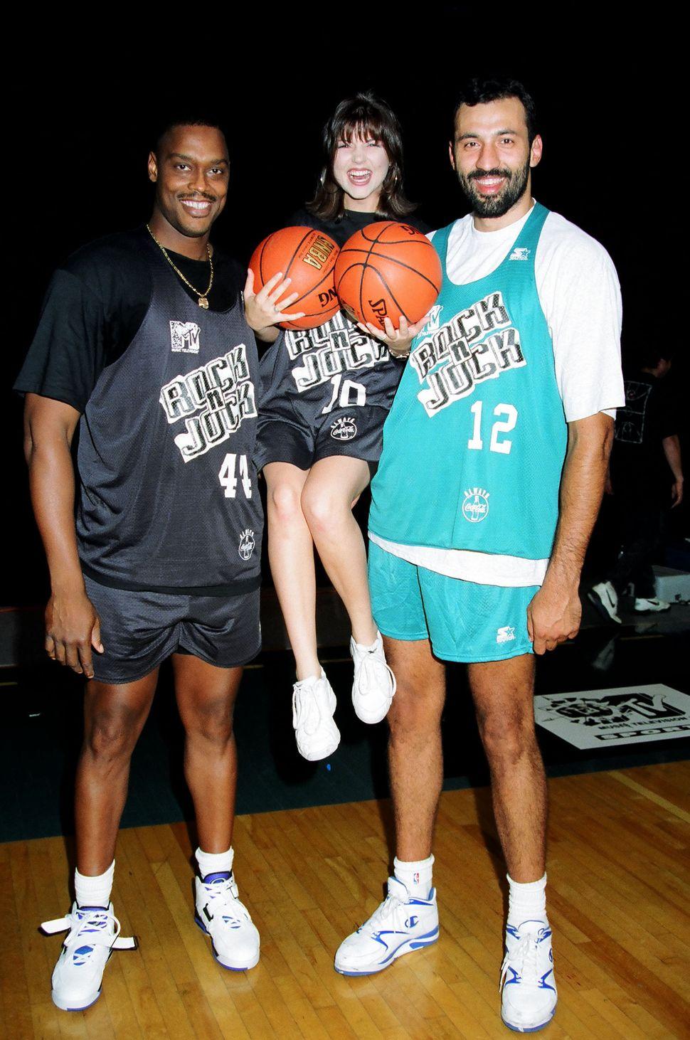 Rock N' Jock Basketball, 1993