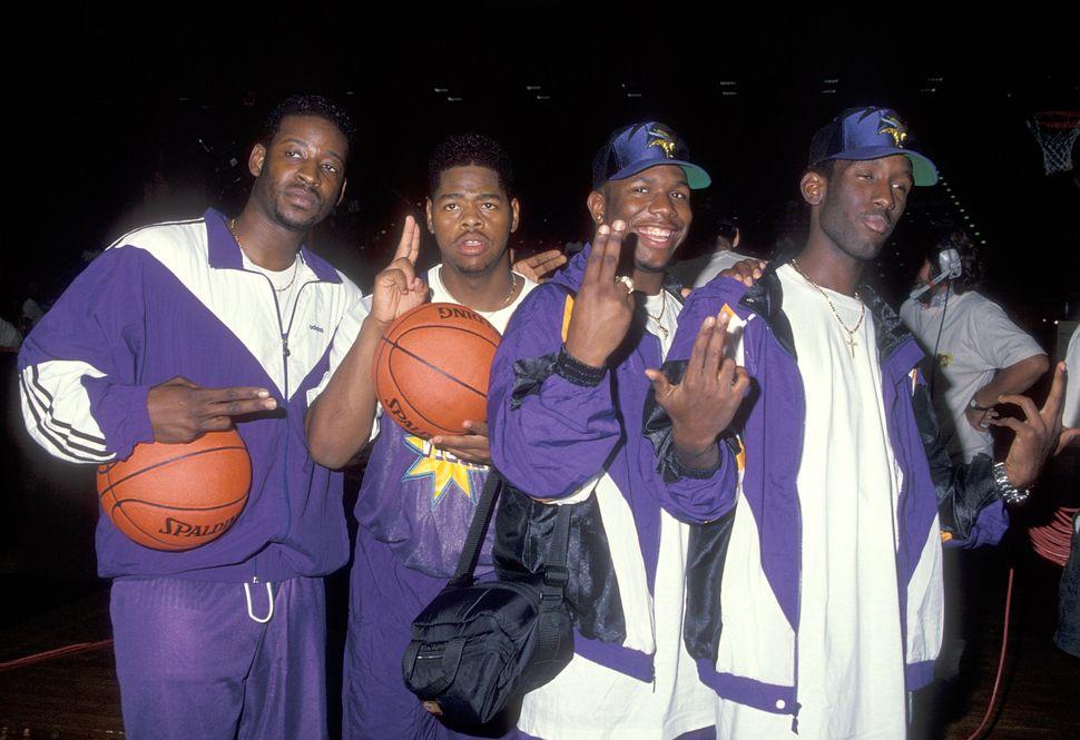 MTV Rock N' Jock Basketball, 1994