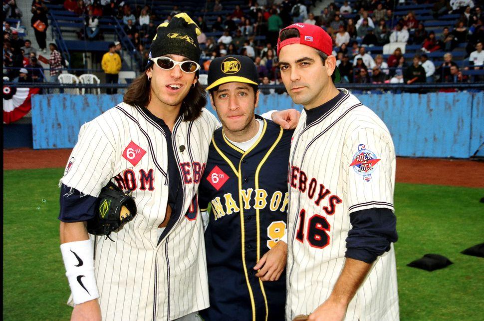 MTV Rock N' Jock Baseball, 1995