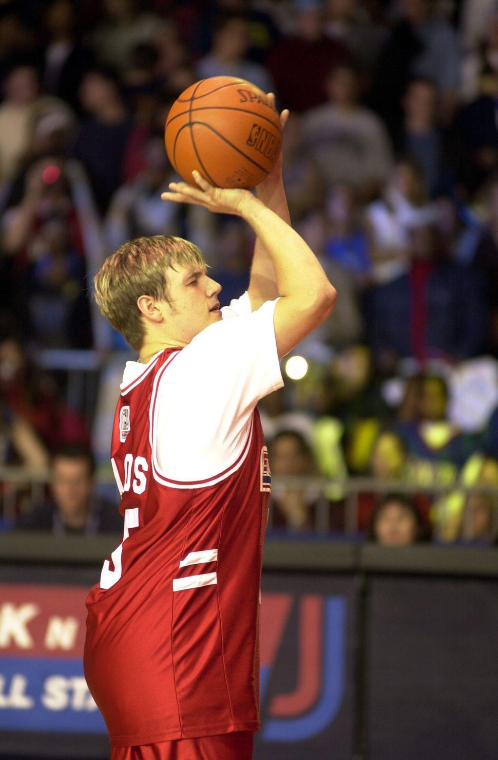 MTV Rock N' Jock NBA All-Star Jam, 2002