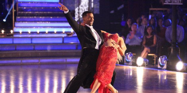 DANCING WITH THE STARS - 'Episode 1909' -- The six remaining couples on 'Dancing with the Stars' danced to a song and dance s