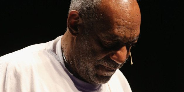 MORRISTOWN, NJ - OCTOBER 19:  Bill Cosby performs in concert at Mayo Performing Arts Center on October 19, 2014 in Morristown