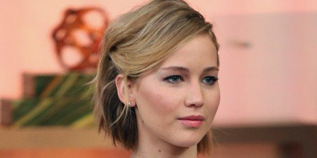 GOOD MORNING AMERICA - Jennifer Lawrence, Liam Hemsworth and Josh Hutcherson of 'The Hunger Games' are guests on 'Good Mornin