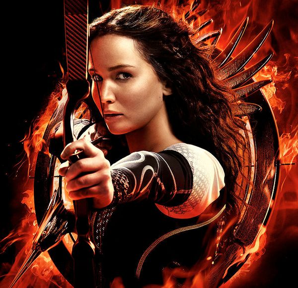 "Planning to take the whole family to see ""Mockingjay Part 1"" this holiday weekend? Why not remind them where things with Katn"