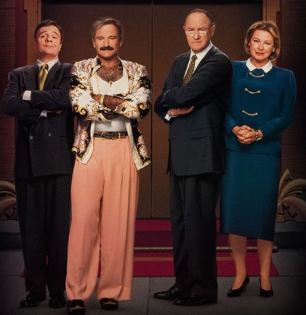 """<a href=""http://www.netflix.com/WiMovie/308880"" target=""_blank"">The Birdcage</a>"" is one of those comedies that every family"
