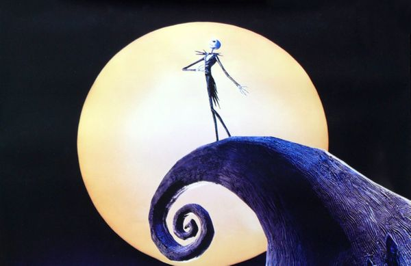 "Another holiday staple, Tim Burton's ""<a href=""http://www.netflix.com/WiMovie/806284"" target=""_blank"">The Nightmare Before Ch"