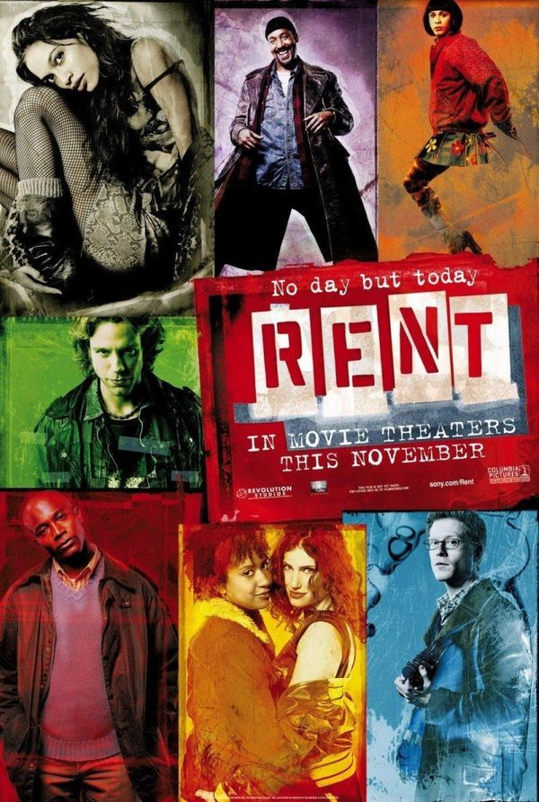 "There's hardly a reason to not rewatch ""<a href=""http://www.netflix.com/WiMovie/70021658"" target=""_blank"">Rent</a>,"" the 2005"