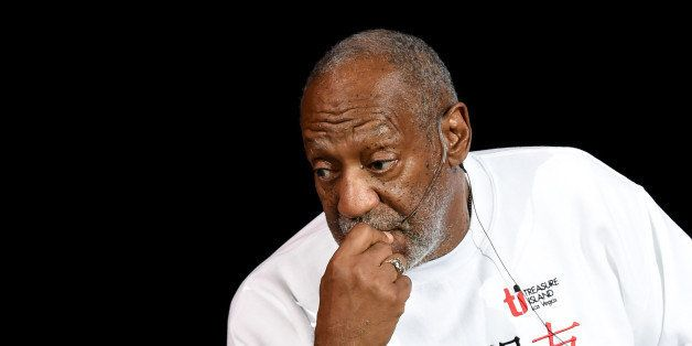 LAS VEGAS, NV - SEPTEMBER 26:  Comedian/actor Bill Cosby performs at the Treasure Island Hotel & Casino on September 26, 2014