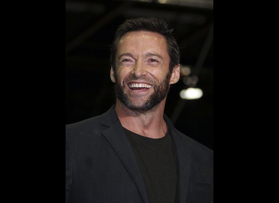 """Hugh Jackman ofrece una conferencia de prensa con motivo de la filmación de la cinta """"The Wolverine"""" en Sydney, Australia. (J"""