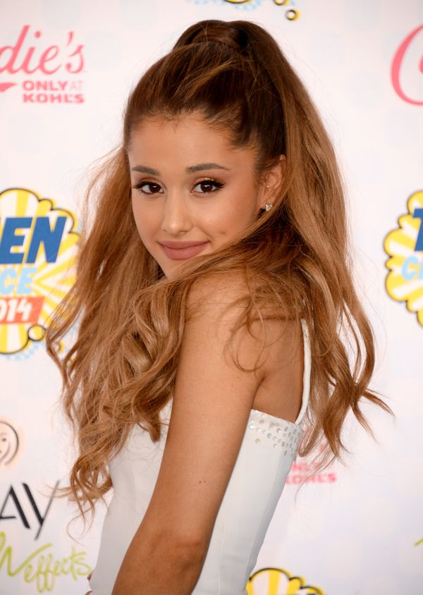 "Grande is vegan, and <a href=""http://act.mtv.com/posts/ariana-grande-dishes-on-being-vegan-what-she-thinks-everyones-problem-"