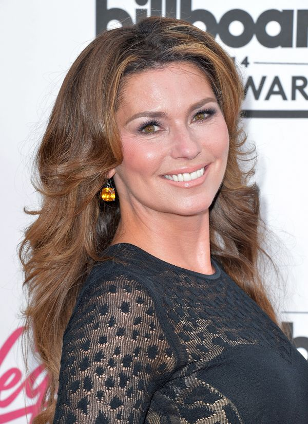 "Country singer Shania Twain was <a href=""http://features.peta.org/sexiest-Vegetarian-Celebrities-2011/PastWinners.aspx"" targe"