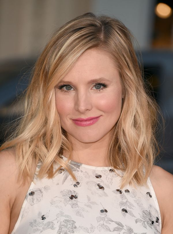 "Actress and animal activist Kristen Bell has been a vegetarian <a href=""http://www.shape.com/celebrities/celebrity-photos/10-"