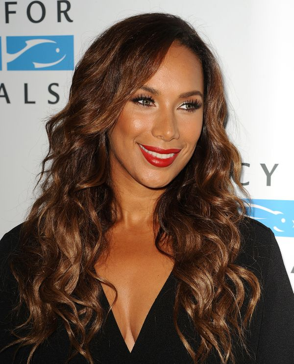 "Singer Leona Lewis was named <a href=""http://features.peta.org/sexiest-Vegetarian-Celebrities-2011/PastWinners.aspx"" target="""