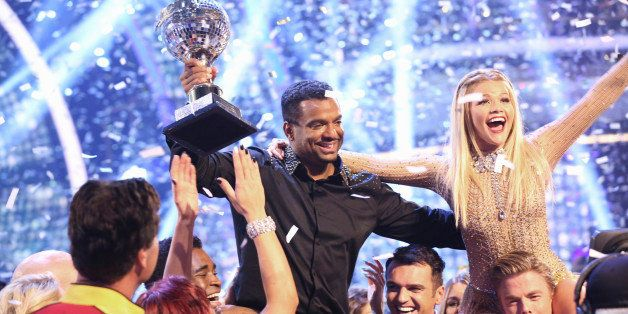 DANCING WITH THE STARS - 'Episode 1911A' - At the end of the night, Alfonso Ribeiro and Witney Carson were crowned the Season