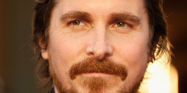 HOLLYWOOD, CA - MARCH 02:  Actor Christian Bale attends the 86th Oscars held at Hollywood & Highland Center on March 2, 2014