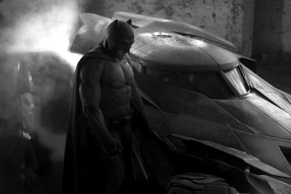 "<strong>Movie:</strong> ""Batman v Superman: Dawn of Justice"" (2016) <br> <strong>Role:</strong> Batman, the Caped Crusader. <"