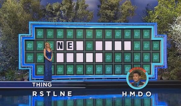 <br><br><strong>Guy's 'Wheel Of Fortune' Lucky Guess Is Absolutely Incredible</strong> <br><br> <em>It's a thing, and it's th