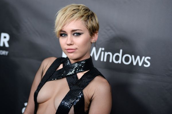 <br><br><strong>Miley Cyrus Wears Pasties Instead Of A Shirt, Continues Being Shocking</strong> <br><br> <em>If you still hav