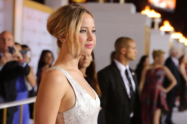 <br><br><strong>Jennifer Lawrence's Nude Photos Leak Online, Other Celebs Targeted</strong> <br><br> <em>A 4chan user claims