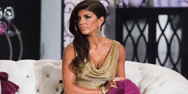 THE REAL HOUSEWIVES OF NEW JERSEY -- 'Reunion' -- Pictured: Teresa Giudice -- (Photo by: Charles Sykes/Bravo/NBCU Photo Bank