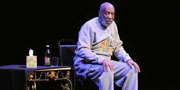 MELBOURNE, FL - NOVEMBER 21:  Actor Bill Cosby performs at the King Center for the Performing Arts on November 21, 2014 in Me