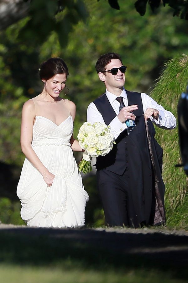 """The Hangover"""" star said """"I do"""" to Smith on Jan. 4, 2014 in Oahu, Hawaii."""