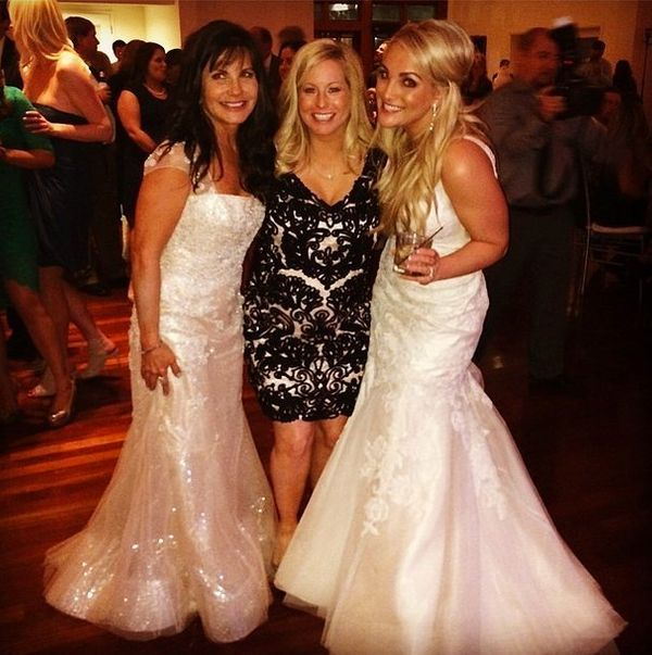 Britney Spears' little sister tied the knot with businessman Watson in New Orleans on March 14, 2014.