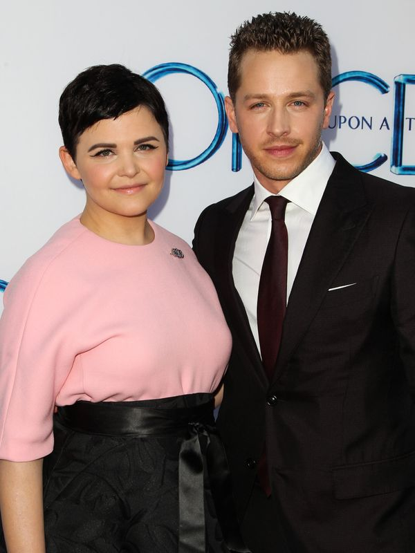 """The co-stars <a href=""""https://www.huffpost.com/entry/ginnifer-goodwin-josh-dallas_n_5141987"""" target=""""_blank"""">tied the knot</a"""