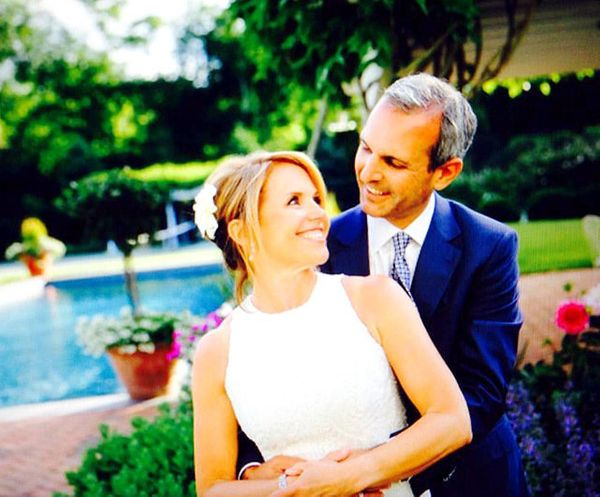 Couric tied the not on June 21, 2014 in a ceremony held at the couple's home in East Hampton, New York.
