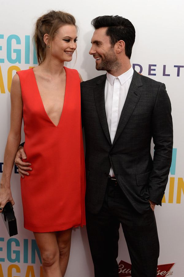 Adam Levine married Behati Prinsloo in Mexico on July 19, 2014 in front of an intimate group of approximately 275 guests, whi