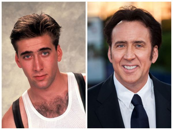 Boy, has time been good to Nic Cage or what? A little too good, some might say. A few years back rumors swirled that the acto