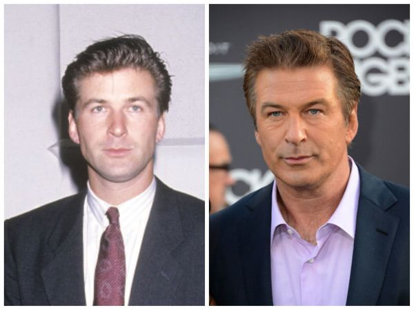 What can we say, Alec Baldwin is on fire these days -- and no, we're not just talking about his temperament. The star just fi