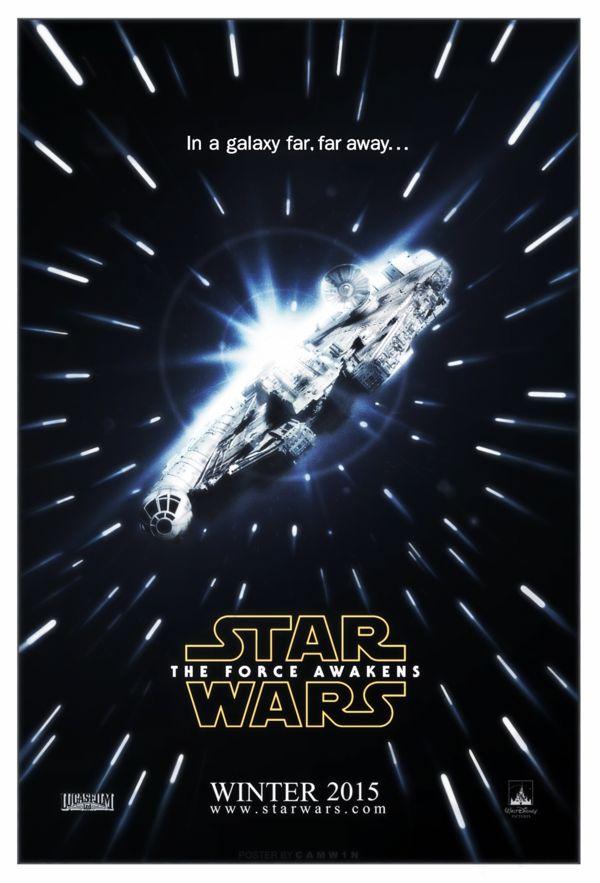 """<a href=""""http://camw1n.deviantart.com/art/Star-Wars-Episode-VII-The-Force-Awakens-Poster-496460070"""" target=""""_blank"""">Art</a> b"""