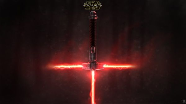 """<a href=""""http://spiritdsgn.deviantart.com/art/Star-Wars-The-Force-Awakens-New-Lightsaber-497737536"""" target=""""_blank"""">Art</a> b"""