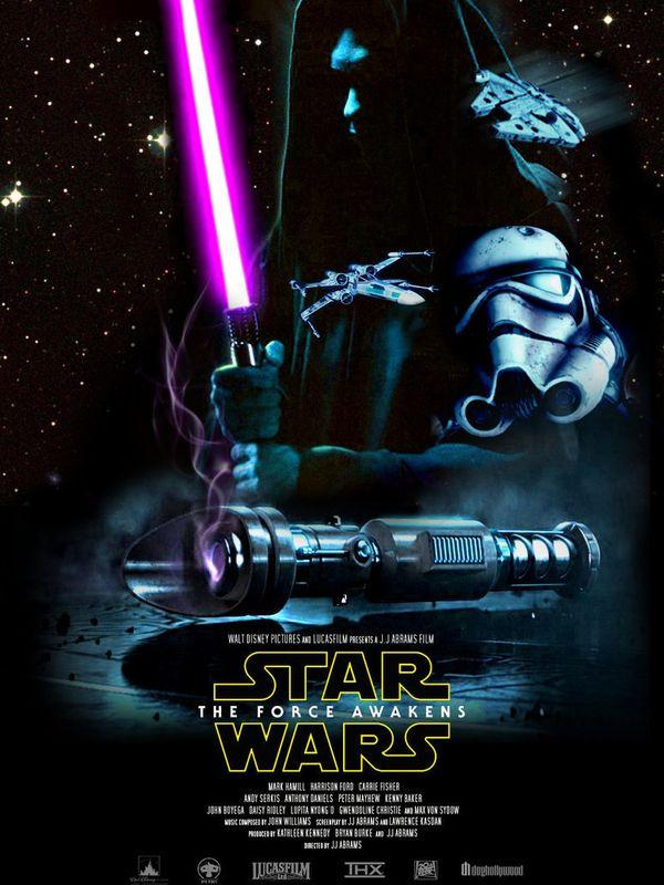 "<a href=""http://doghollywood.deviantart.com/art/Star-Wars-The-Force-Awakens-493066810"" target=""_blank"">Art</a> by <a href=""ht"